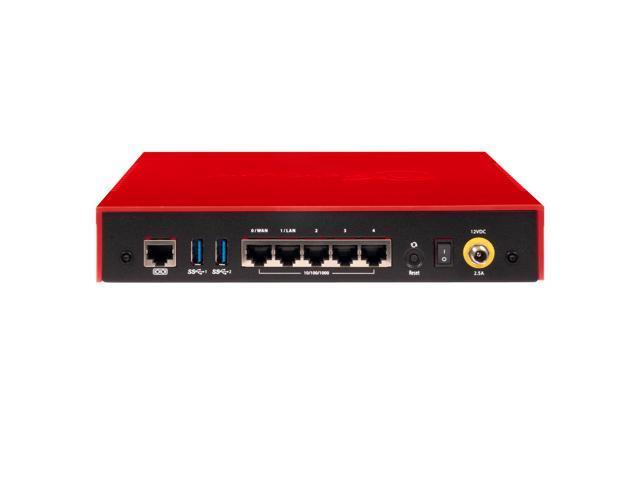 WatchGuard Firebox T20 Network Security/Firewall Appliance - 5 Port - 1000Base-T - Gigabit Ethernet - 5 x RJ-45 - 1 Year Standard Support (WW) . photo