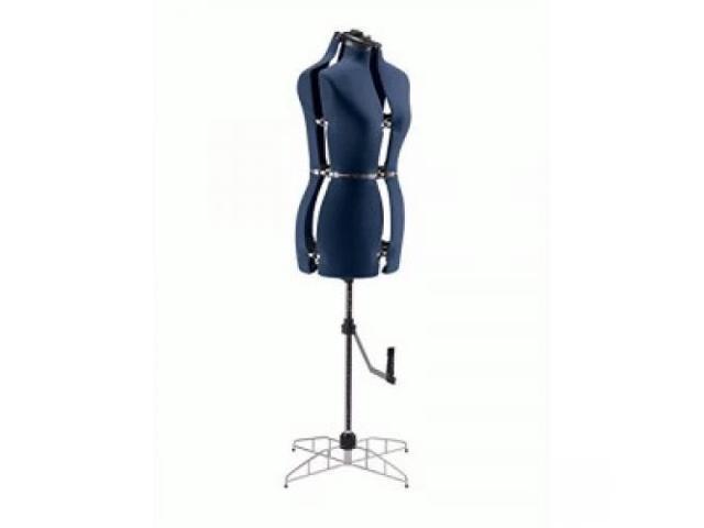 Singer DF251 BL Adjustable Med Lg Dress Form photo