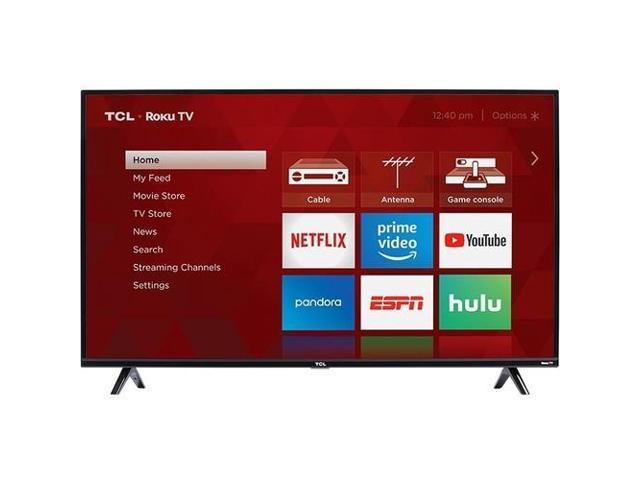 TCL 43S325 43' 3-Series Roku Smart FHD TV