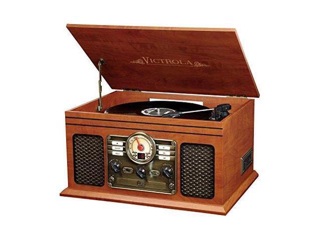 Innovative Technology INN#INNVTA200BMAH 6-in-1 Victrola Entertainment Center (Electronics Audio Audio Components) photo