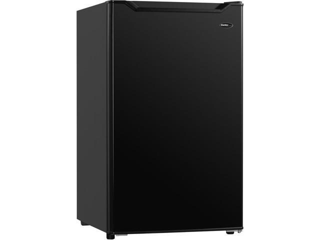 DANBY DAR032B1BM 3.2 CuFt. All Refrigerator, Glass Shelves, Auto Defrost, ESTAR photo