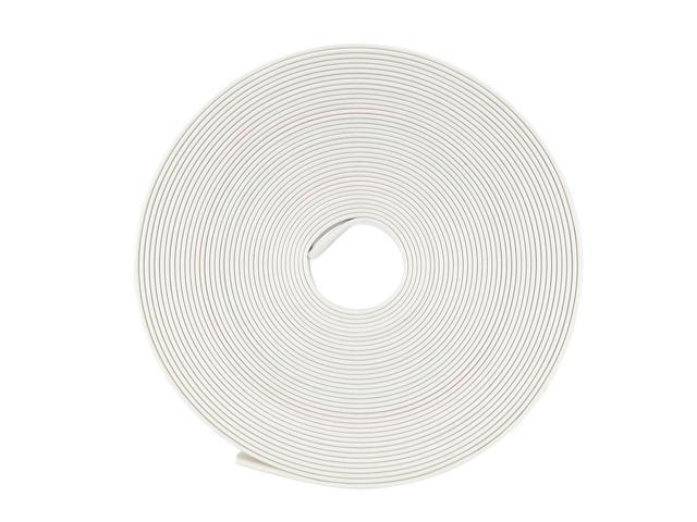 """1.25/"""" ID White Heat Shrink Tubing 2:1 ratio 1-1//4/"""" wrap 2 feet inch//ft//to 30mm"""