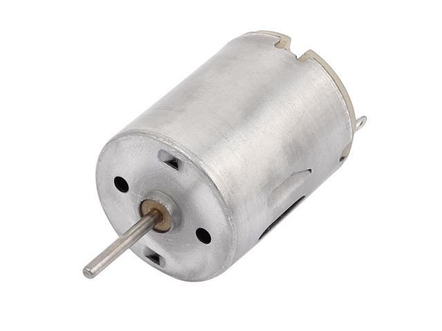 DC3-9V 14400 RPM Output Speed Cylinder Shape Micro Electric Motor For Hair Dryer photo
