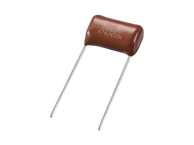 film poly capacitors 12 pc 0.47uf, 470nf .47uf  400v blu