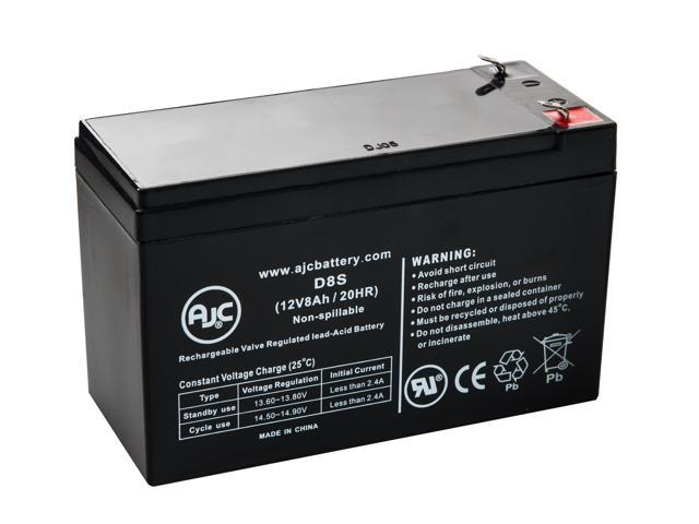 Maruson Technology Altima UPS ALT-1K (110V 115V 120V) 12V 8Ah UPS Battery - This is an AJC Brand Replacement (683498777472 Electronics Power Ups Accessories) photo