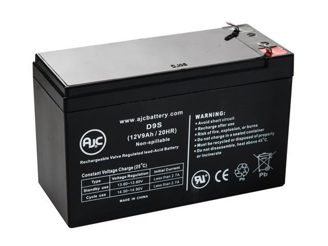 Maruson Technology Power Pro PRO-1500USA 12V 9Ah UPS Battery - This is an AJC Brand Replacement (683498799856 Electronics Ups Accessories) photo