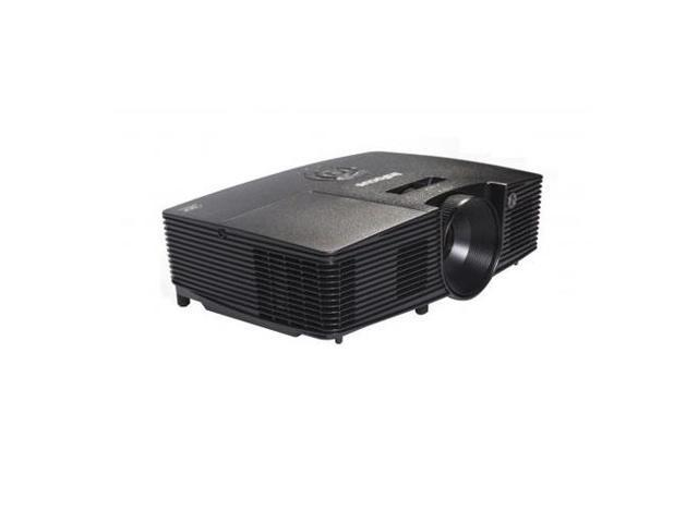 InFocus IN114A DLP Projector 3000 Lumens HDMI HD 1080i//p HDMI-adapter bundle
