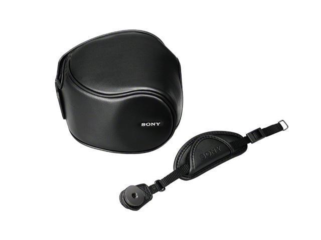 Open Box - Sony Jacket Case for Cyber-shot DSC-HX300 / HX200V Digital Camera