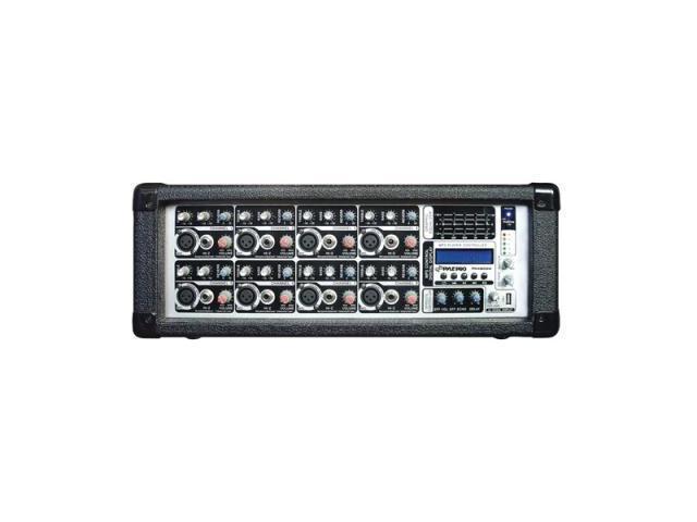 PYLE PMX802M Pyle Pro 8 channel MP3 mixer photo