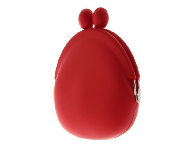 Candy Cute Lady/Girl/Women Silicone Coin Purses Wallet Rubber Wallets Bag (Wallets & Keyholders) photo