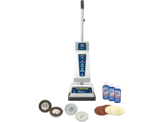 Koblenz P-2500 Floor Scrubber/Buffer Review photo