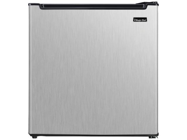 Magic Chef - MCAR170STE - 1.7 cf Compact Refrigerator SS photo