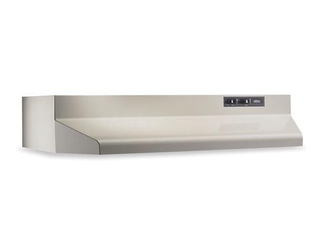 Broan-Nutone 30' White Range Hood 403001 Unit: EACH photo