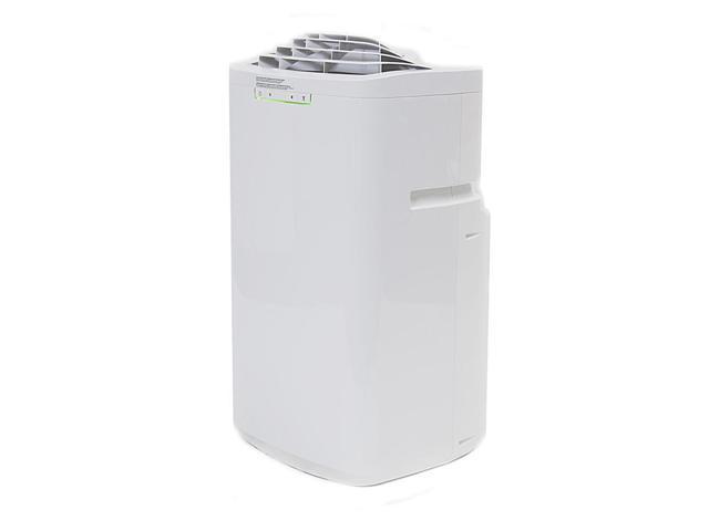 Whynter ARC-110WD Eco-friendly 11000 BTU Dual Hose Portable Air Conditioner, White photo