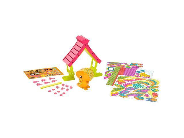 AmiGami Tropical Bird and Beach House Playset (746775372569 Toys & Games Toys Educational Toys) photo