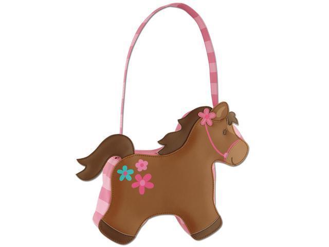 Stephen Joseph Girl Horse Go Go 7 inch Purse (Luggage & Bags) photo