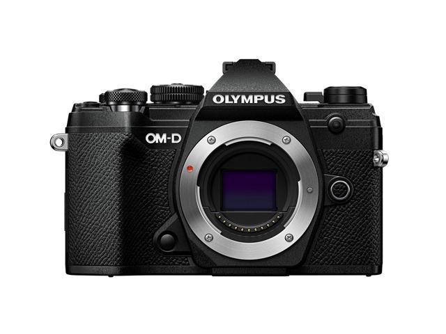 Olympus OM-D E-M5 Mark III 20.4 Megapixel Mirrorless Camera Body Only Black