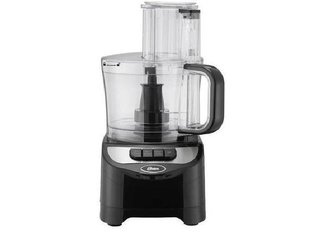 Oster Total Prep 10-Cup Food Processor with Dough Blade photo