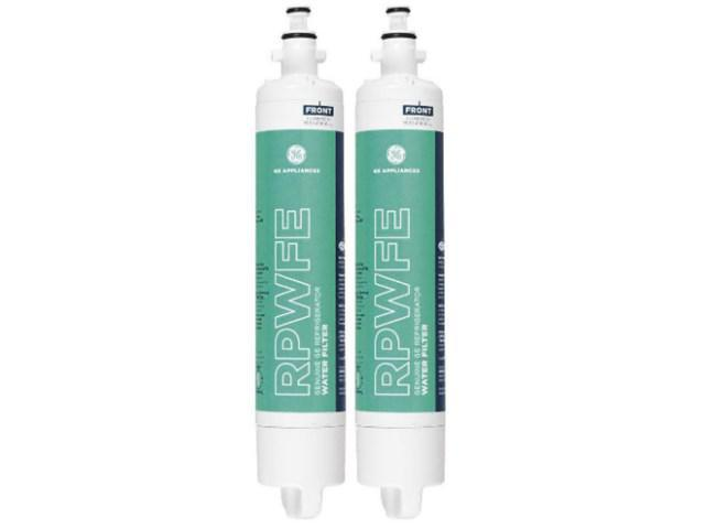 GE Appliances Water Filter RPWFE Refrigerator Water Filter (2 Pack) photo
