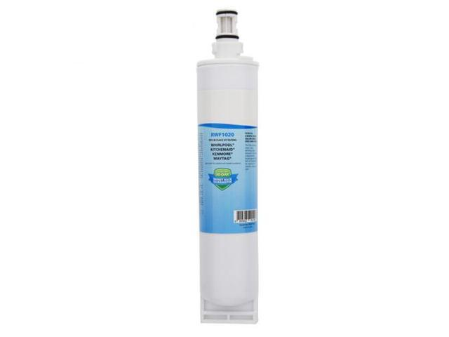 Replacement Refrigerator Water Filter For Whirlpool 4396508, WF285, Kenmore 9085 & RWF1020 (1 Pack) photo