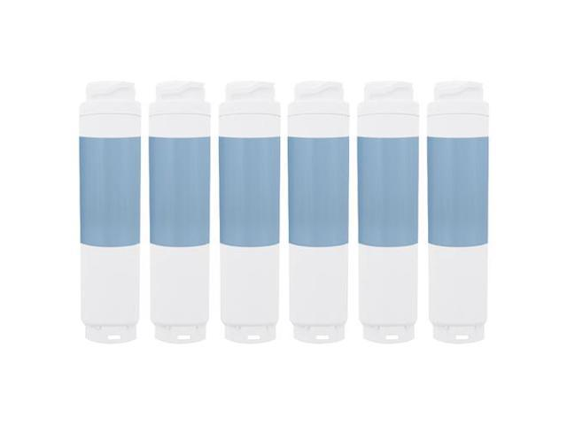 Replacement Water Filter Compatible with Haier HRB10N2BGS Refrigerator Water Filter (6 Pack) photo