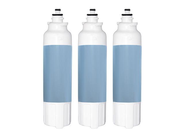 Replacement Water Filter Compatible with LG LT800P Refrigerator Water Filter (3 Pack) photo