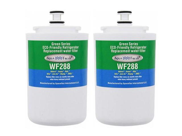 Replacement Water Filter Compatible with Maytag UKF7003 Refrigerator Water Filter by Aqua Fresh (2 Pack) photo