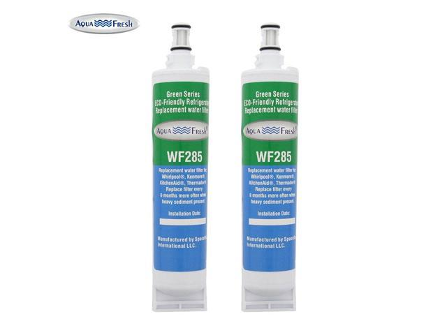 Replacement Water Filter Compatible with Whirlpool 4396508 Refrigerator Water Filter by Aqua Fresh (2 Pack) photo