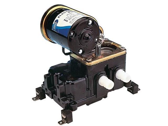 JABSCO 36600 BELT DRIVEN DIAPHRAGM BILGE PUMP 8 GPM 24V 36600-0010 photo