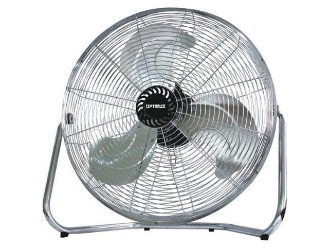 Optimus OPSF4092S Optimus F-4092 9-Inch Industrial-Grade High-Velocity 3-Speed Fan photo