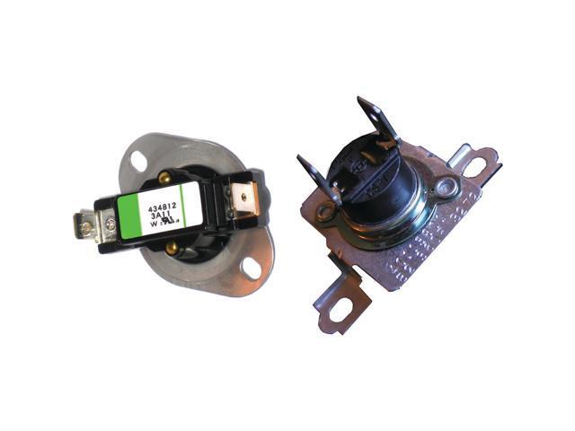 NAPCO 279973 Dryer Thermostat & Fuse Kit (Whirlpool 279973) photo
