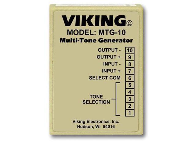 VIKING MTG-10 VIKING MULTI-TONE GENERATOR photo