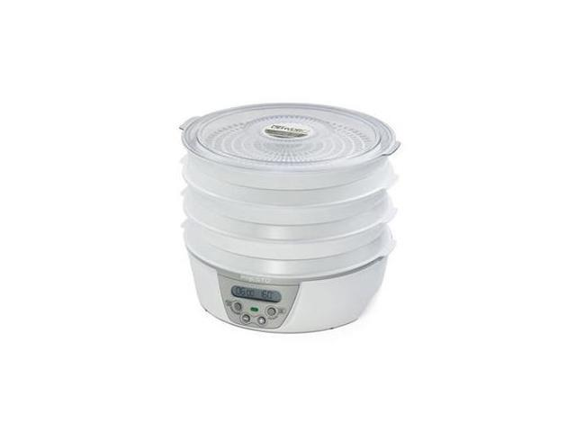 PRESTO 06301 Dehydro Digital Electric Food Dehydrator, White photo