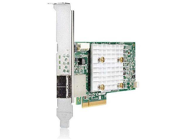 HP 804405-B21 Smart Array P408E-P Sr Gen10 - Storage Controller (Raid) - 8 Channel - Sata 6Gb/S / Sas 12Gb/S - 1.2 Gbps - Raid 0, 1, 5, 6, 10, 50. photo
