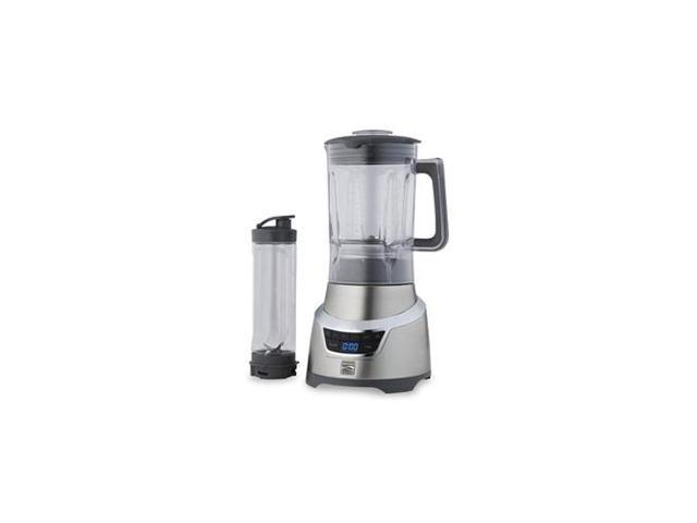 Kenmore Elite 5 Speed 64 Ounce and Single Serve Cup Stainless Steel Blender photo