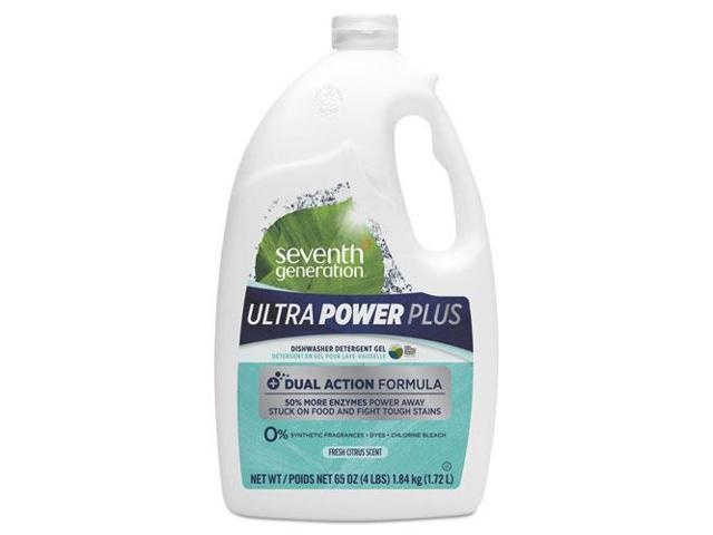 Seventh Generation Natural Automatic Dishwasher Gel Ultra Power Plus Fresh Scent photo
