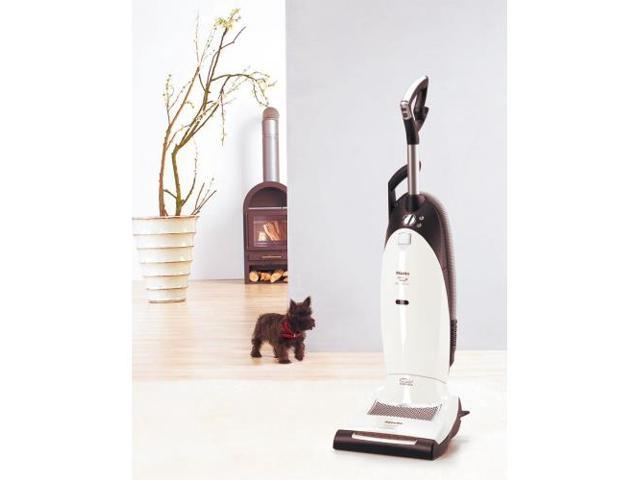 Miele Dynamic U1 Cat and Dog Upright Vacuum, Lotus White photo