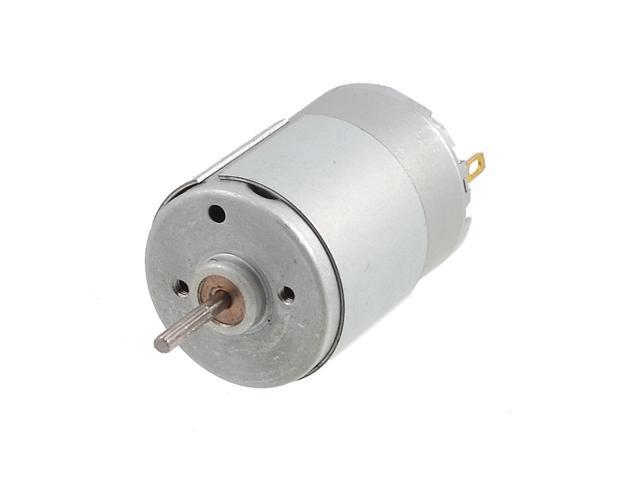 Hair Dryer 10.8V 0.22A 8000RPM 2mm Dia Shaft Magnetic Mini DC Motor photo