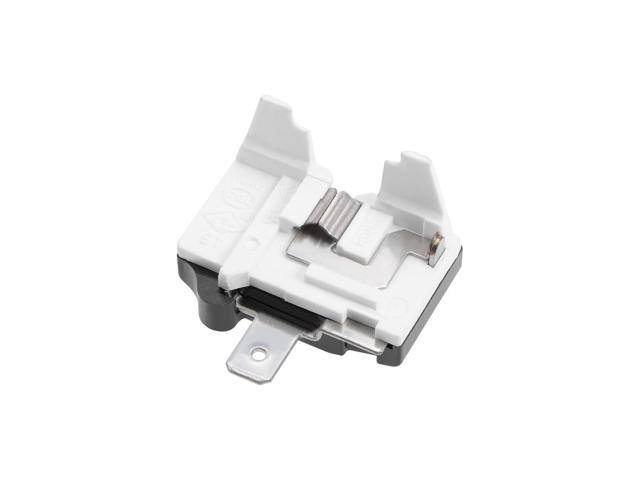 Refrigerator Thermal Overload Protector 1/2HP 375W Freezer Compressor Replacement Part photo