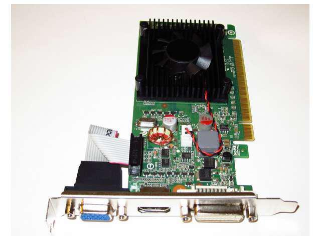Dell Optiplex 780 790 960 980 Full Tower Dual VGA Monitors Video Card PCI-e x16
