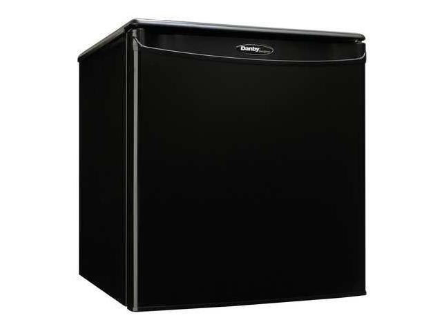 DANBY DAR017A2BDD Refrigerator, 1.8 cu ft, Black photo