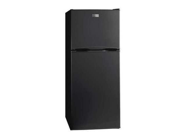 Top Mount Refrigerator, 12 cu. ft, Black FRIGIDAIRE FFET1222UB photo