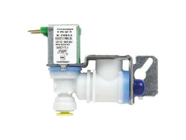 WHIRLPOOL 61005273 Ice Maker and Water Valve photo