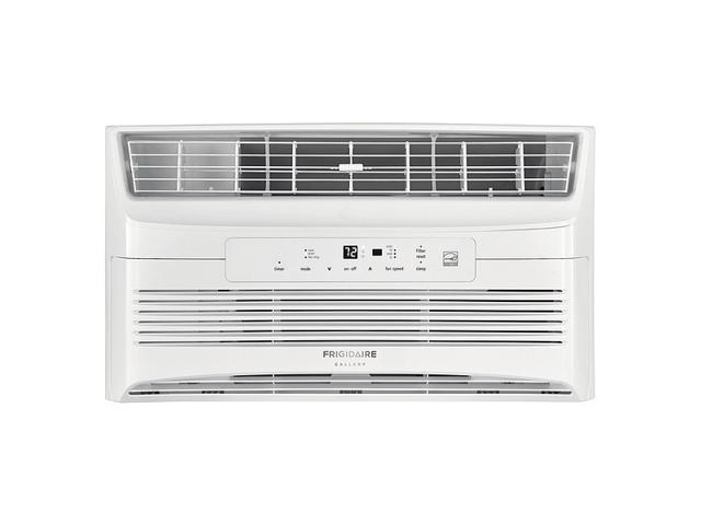 FRIGIDAIRE GALLERY FGRQ0633U1 Window Air Conditioner, 115VAC, Cool Only, 6000 photo