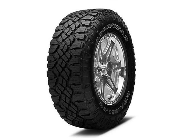(1) New Goodyear Wrangler DuraTrac 265/70/17 112Q All-Terrain Commercial Tires