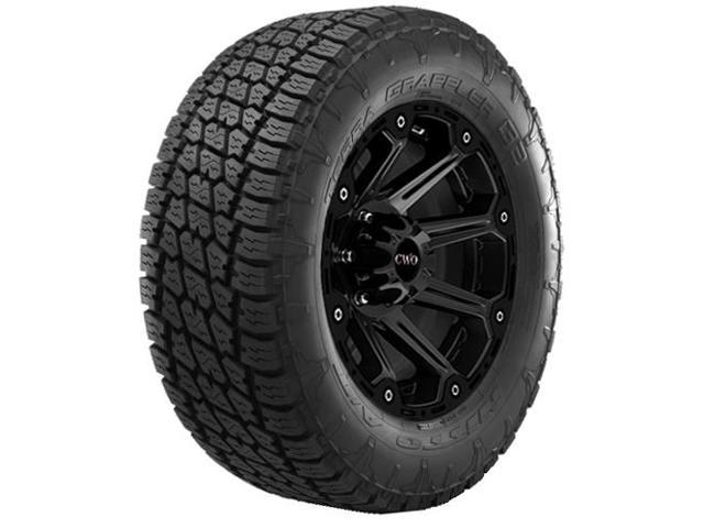 (1) New Nitto Terra Grappler G2 275/65/18 123/120S All-Terrain Radial Tire