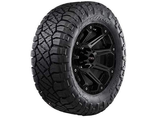 (1) New Nitto Ridge Grappler 285/75/17 121/118Q All-Terrain Tire