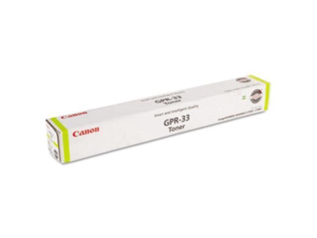 CANON IMAGERUNNER C7055 1-GPR33 SD YELLOW TONER, 52k yield