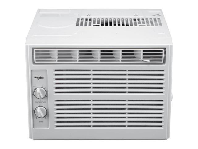 Whirlpool 5,000 BTU 115V Window-Mounted Air Conditioner with Mechanical Controls photo