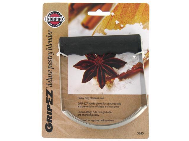 Norpro Grip-EZ Stainless Steel Pastry Blender 3245 photo